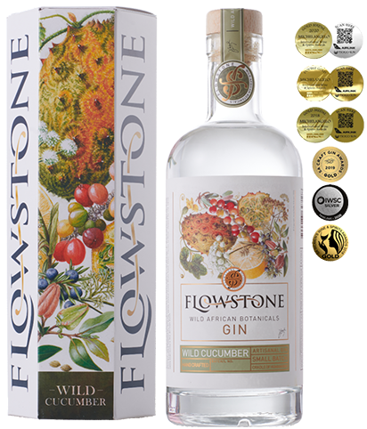 Flowstone – Wild Cucumber 750ml